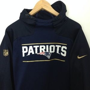 Nike NFL New England Patriots Men Therma Fit L